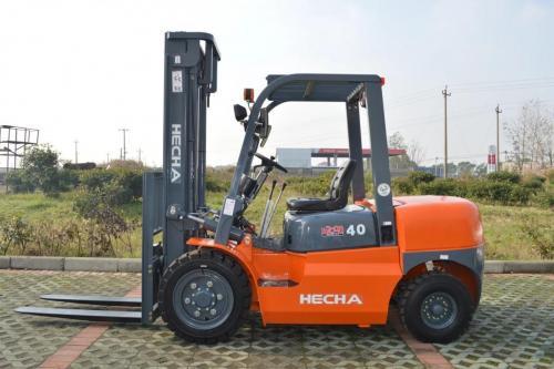 Diesel-4-Ton-Forklift